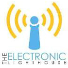 the electronic lighthouse logo