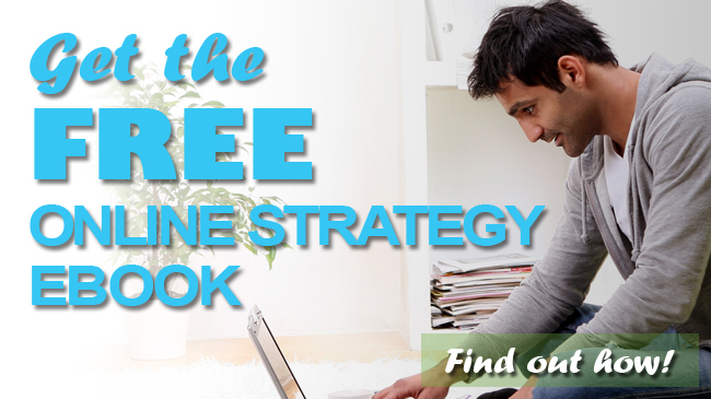 Get the free online strategy ebook, find out how!
